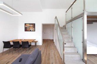 Moderne Ruhe-Oase mit Terrasse