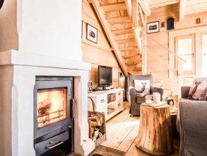 Domek Drewniany pod Giewontem z kominkiem