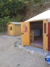 Woodpecker Yurt