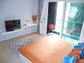 Emerald Patong New Studio with Balcony