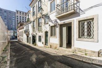 ShortStayFlat Lisbon Stylish Studio