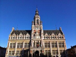 Train Flat Apartment Brussels