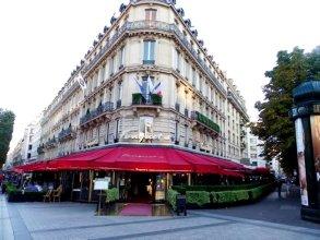 Private Studio Avenue des Champs Elysées