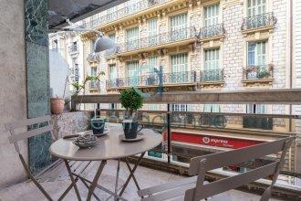Le Parnasse Terrasse by Nestor&Jeeves