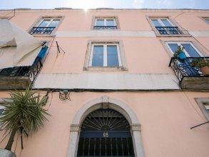 Traveling To Lisbon Castelo Apartments