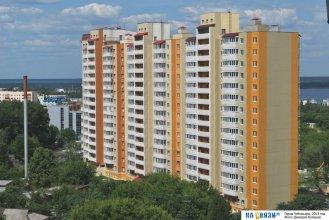 Apartment in Cheboksary city center
