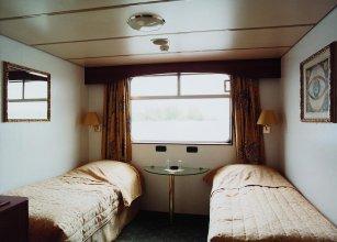 Crossgates Hotelship 4 Star Frankfurt