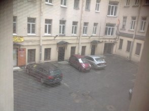 Apartment Near Metro Sportivnaya