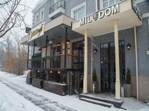 Отель Mildom