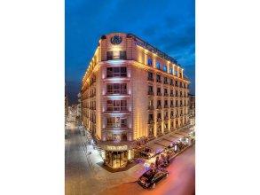Отель Zurich