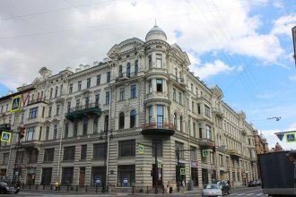 Отель Offenbacher