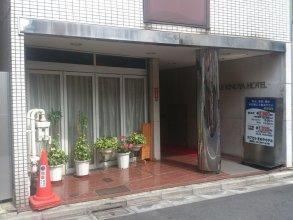 Capsule Kinuyahotel Ikebukuro - Men Only