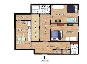 Modern Apartment Rybna 25