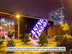 Apt In Lisbon Oriente Duplex Apartments - Parque das Nações