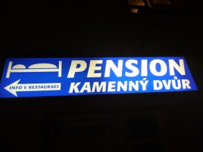 Pension Kamenný Dvůr