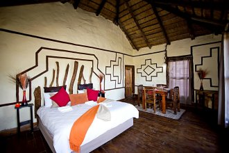 Addo Palace Bush Huts