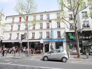 Hipotel Paris Gambetta République