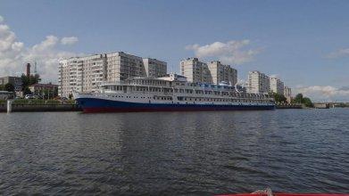 Отель-теплоход Петр Первый