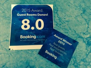 Guest Rooms Donovi
