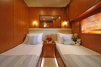 Barbaros Yachting Luxury Private Gulet 4 Cabins