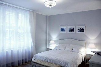 White & Gray Apartments
