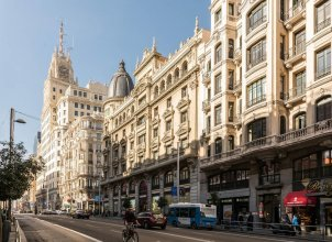 Apartments Dreammadrid Gran Via