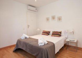 White Duplex Family apartment