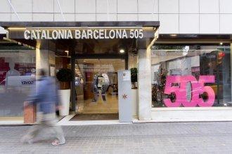 Отель Catalonia Barcelona 505