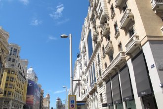 Gran Via Sol Montera Parking gratis