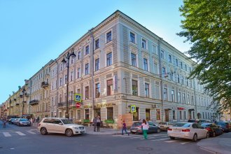 Апартаменты на Рубинштейна 9