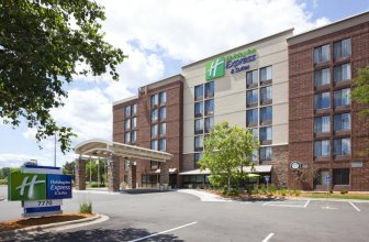 Holiday Inn Express & Suites Bloomington - MPLS Arpt Area W