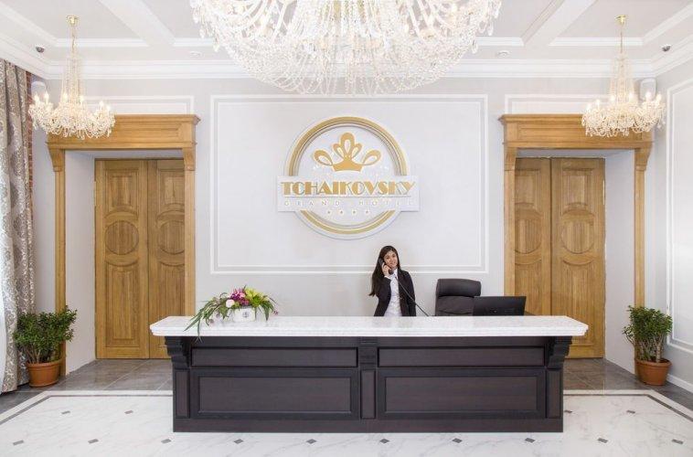 Pogostite.ru - Чайковский Гранд Отель | СПБ | м. Чернышевская | Wi-Fi#35