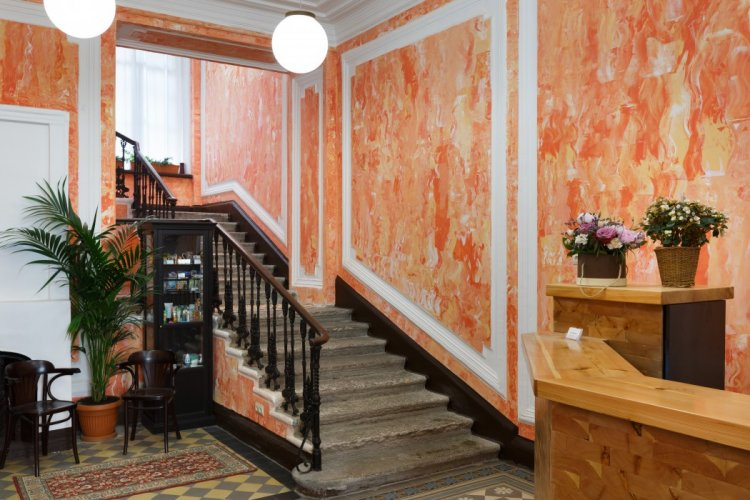 Pogostite.ru - Станция S13 | Сеть отелей Станция | Санкт-Петербург | м. Садовая | Парковка#2