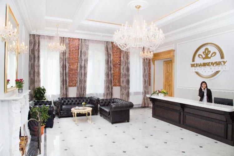 Pogostite.ru - Чайковский Гранд Отель | СПБ | м. Чернышевская | Wi-Fi#11