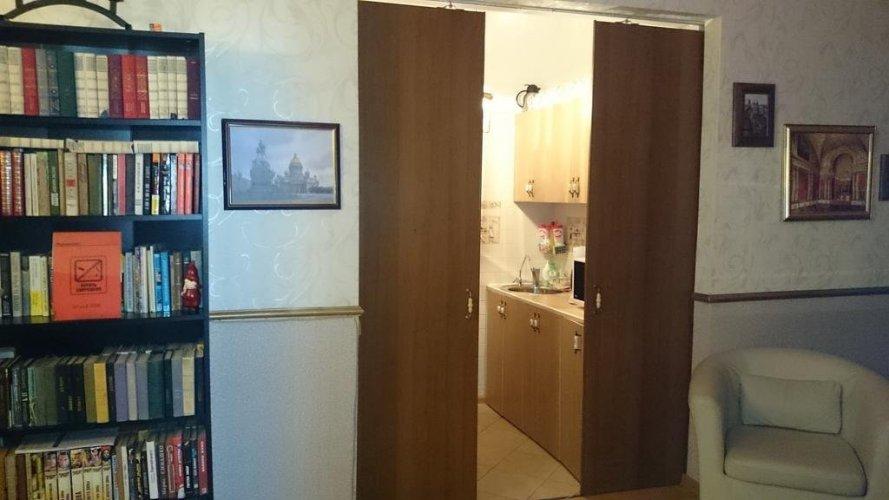 гостиница васильевский остров мини-отель