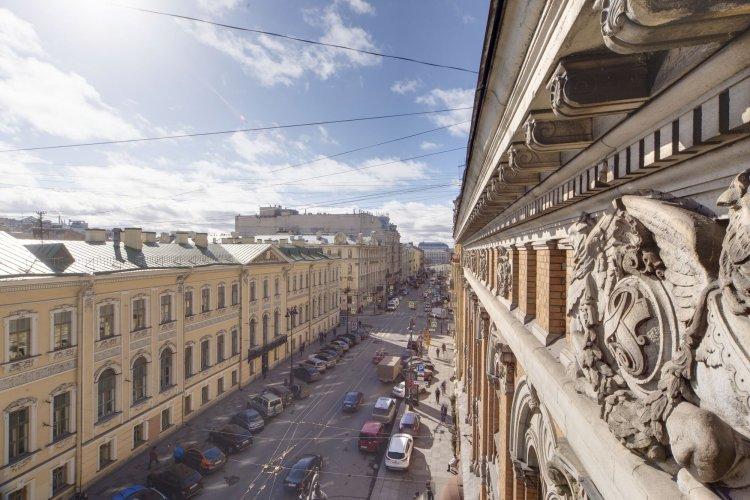 Pogostite.ru - Соло на Адмиралтейской | Санкт-Петербург | С завтраком | Парковка#12