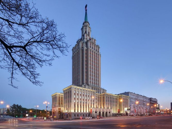 Pogostite.ru - ХИЛТОН ЛЕНИНГРАДСКАЯ - Hilton Leningradskaya#1