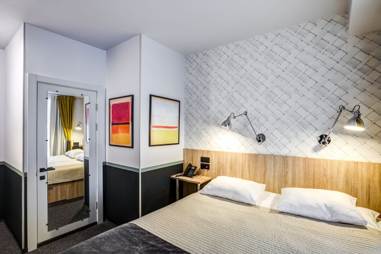 Pogostite.ru - Mops Hotel&Spa | м. Площадь Восстания | Дмитровский сквер | Сауна#17