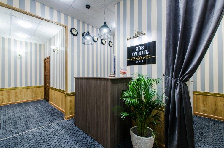 Pogostite.ru - 338 Отель  на Мира | СПБ | м. Горьковская | WI-Fi#2