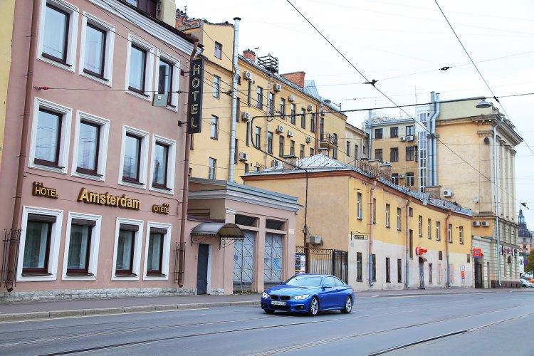 Pogostite.ru - АМСТЕРДАМ ОТЕЛЬ | Санкт-Петербург | исторический центр | банкетный зал |#2