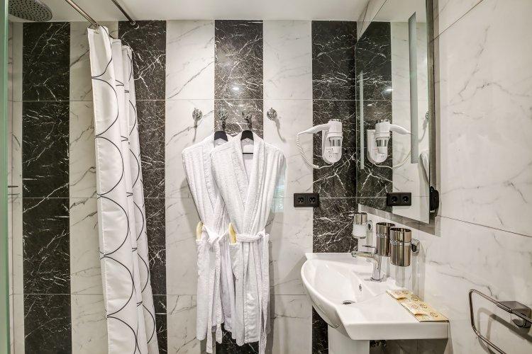Pogostite.ru - Mops Hotel&Spa | м. Площадь Восстания | Дмитровский сквер | Сауна#27