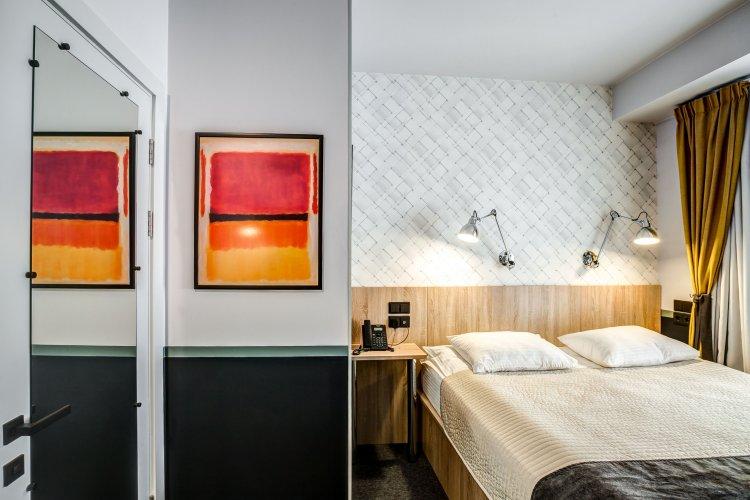 Pogostite.ru - Mops Hotel&Spa | м. Площадь Восстания | Дмитровский сквер | Сауна#16