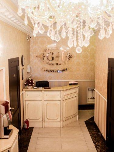 Pogostite.ru - Отель Рома | г. Санкт-Петербург | Парковка#34