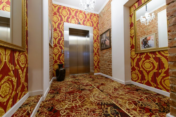 Pogostite.ru - Art Nuvo Palace   СПБ   м. Василеостровская   Парковка#13