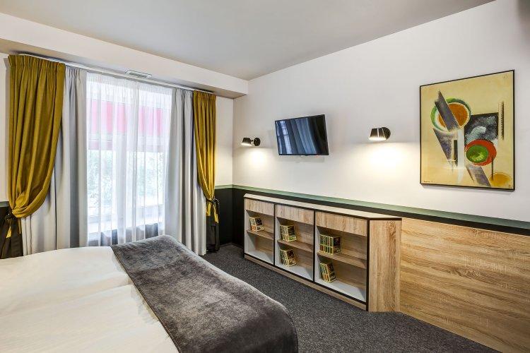 Pogostite.ru - Mops Hotel&Spa | м. Площадь Восстания | Дмитровский сквер | Сауна#26