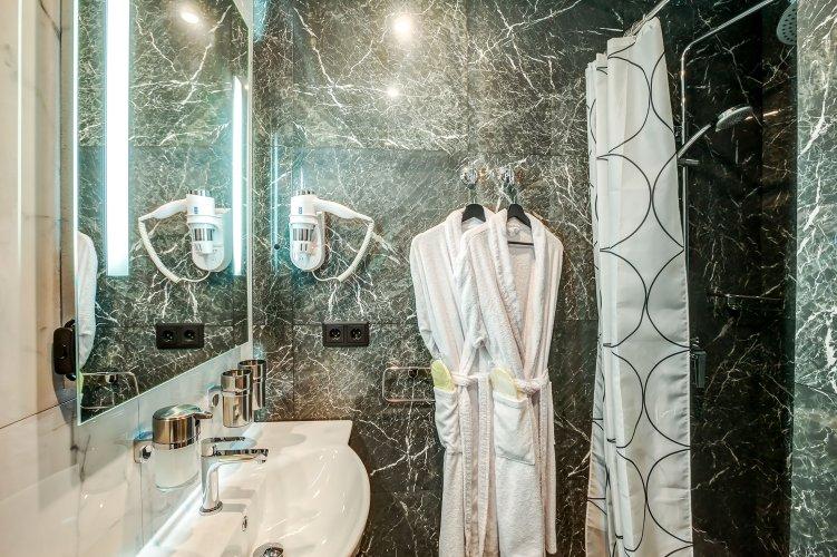 Pogostite.ru - Mops Hotel&Spa | м. Площадь Восстания | Дмитровский сквер | Сауна#28