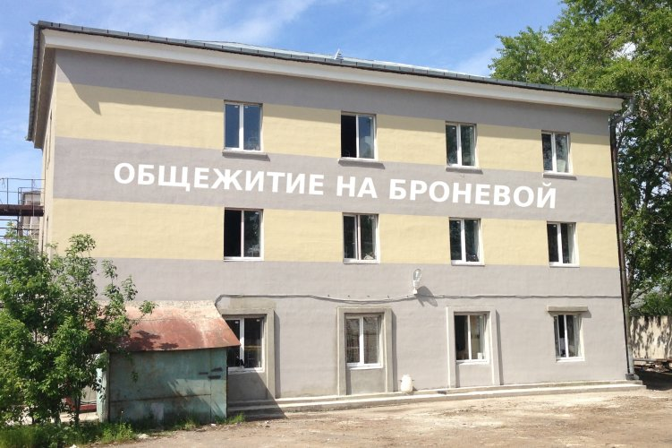 Pogostite.ru - Общежитие на Броневой | Dormitory on Bronevaya 6  | м. Автово | Парковка#1
