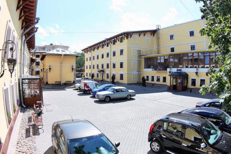 Pogostite.ru - Отель 365 | СПБ | м. Обводный канал | Парковка#23