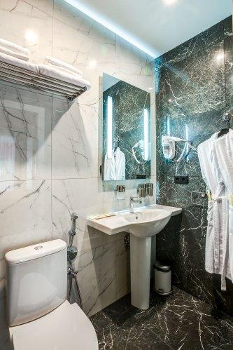 Pogostite.ru - Mops Hotel&Spa | м. Площадь Восстания | Дмитровский сквер | Сауна#33