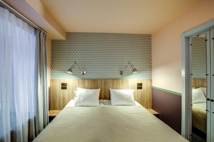 Pogostite.ru - Mops Hotel&Spa | м. Площадь Восстания | Дмитровский сквер | Сауна#25